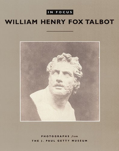 William Henry Fox Talbot: Photographs from the J. Paul Getty Museum по 750.00 руб от изд. Getty