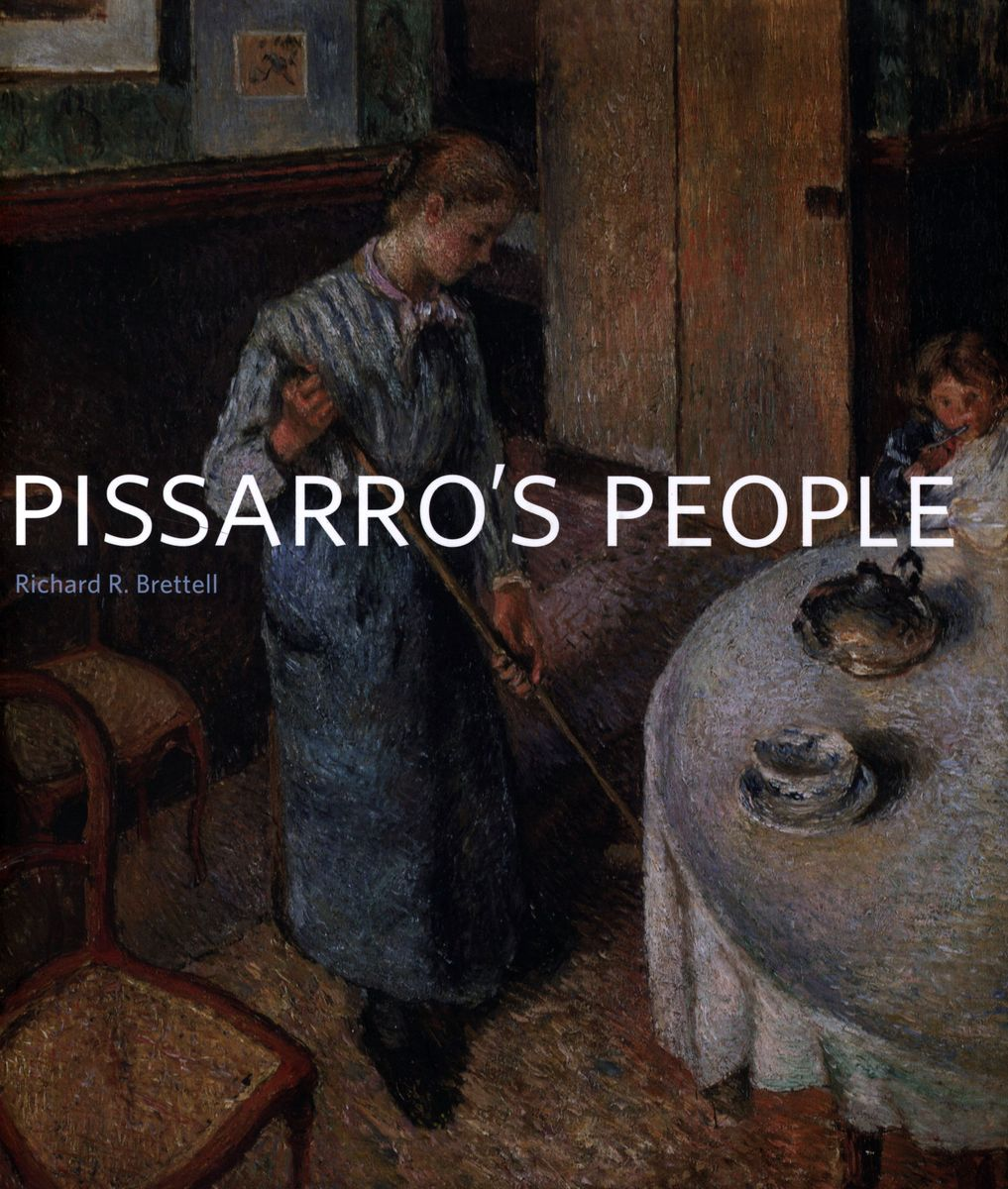 Pissarro's People по 1 500.00 руб от изд. Prestel