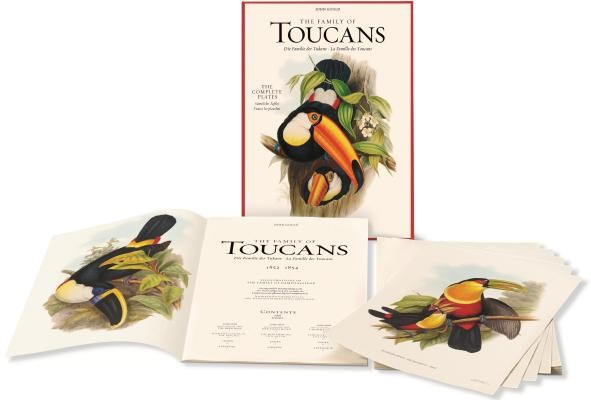сер./Family of Toucans (Box with 51 prints & 134 page booklet) авт. англ. по 2 500.00 руб от ScrapBerry's,США