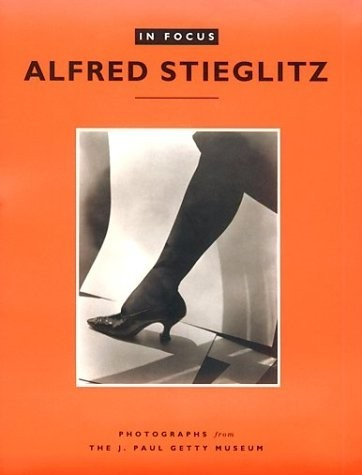Alfred Stieglitz : Photographs from the J. Paul Getty Museum по 750.00 руб от изд. Getty