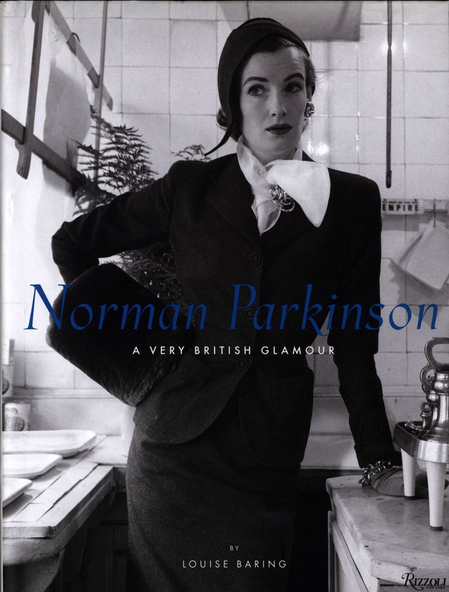 Norman Parkinson. A Very British Glamour по 1 500.00 руб от изд. Rizzoli US