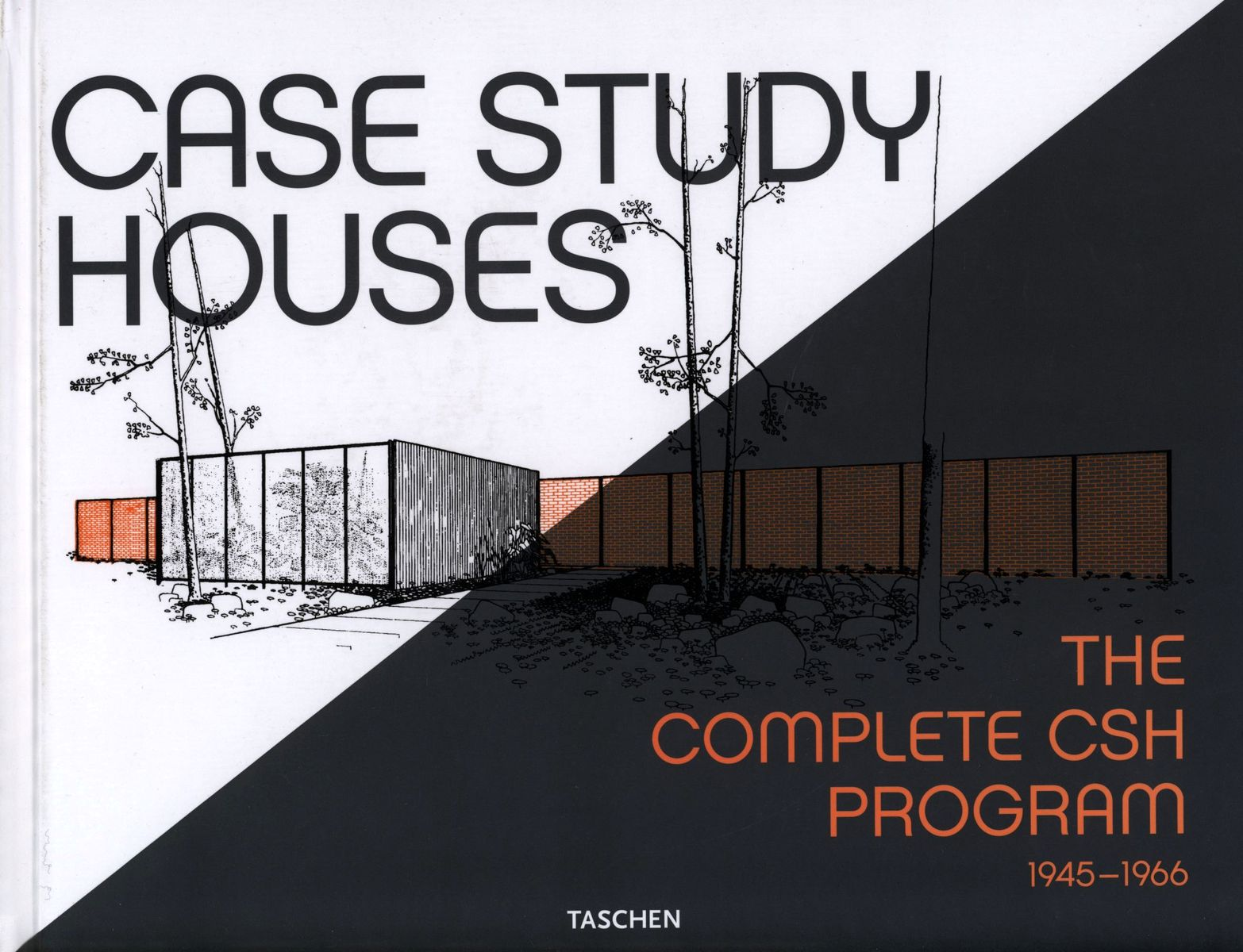 Case Study Houses. The Complete CSH Program 1945-1966 по 2 500.00 руб от изд. Taschen