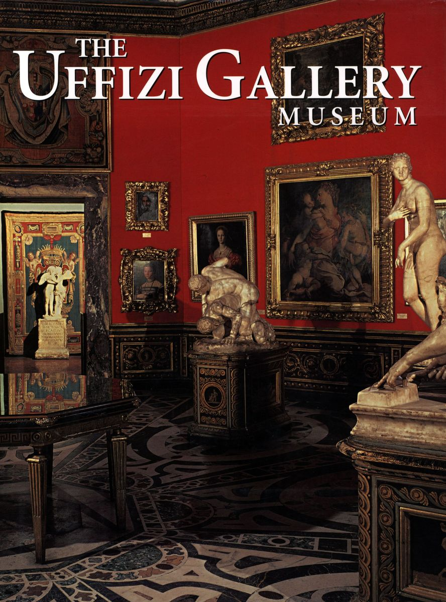 The Uffizi Gallery Museum по 1 764.00 руб от изд. Beaux Arts ed.