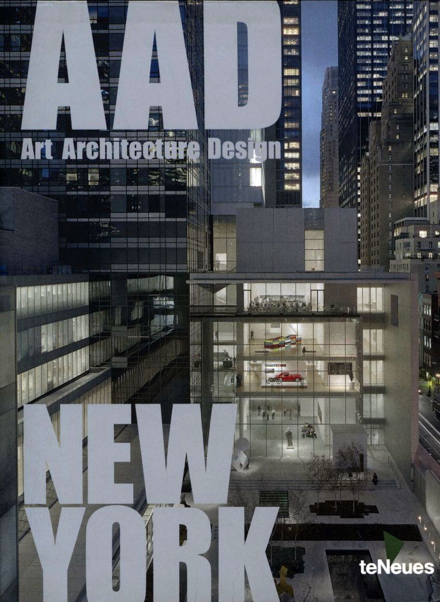 COOL New York. Art Architecture Design по 547.00 руб от изд. teNeues
