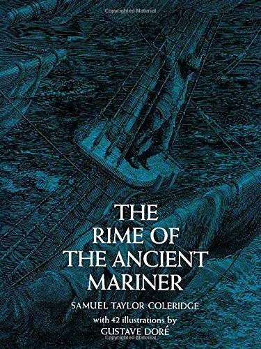 The Rime of the Ancient Mariner по 428.00 руб от изд. Dover