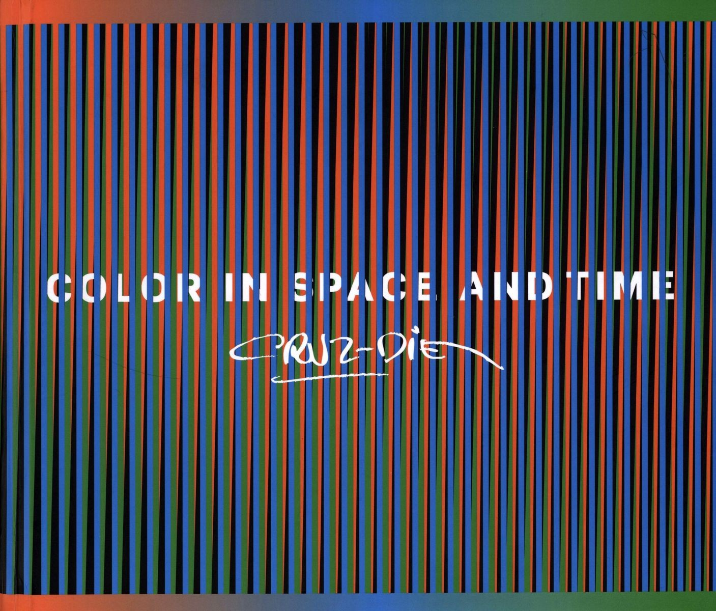 Carlos Cruz-Diez: Color in space and time по 3 332.00 руб от изд. Yale