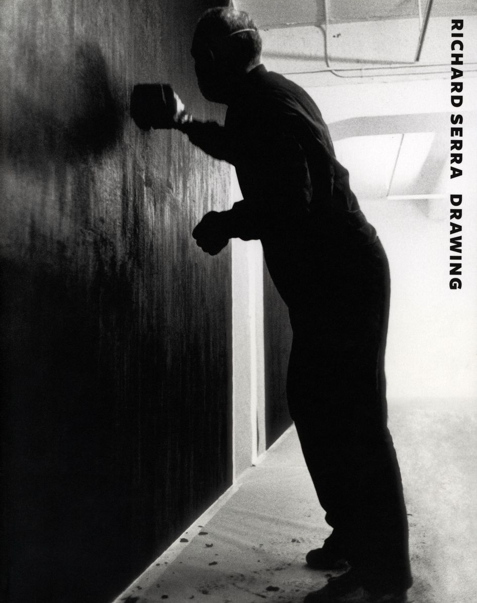 Richard Serra Drawing по 2 332.00 руб от изд. Yale