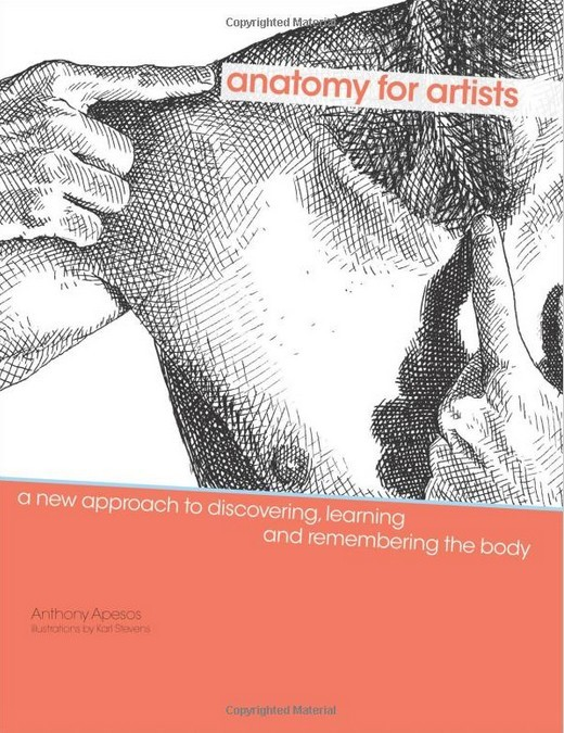 Anatomy for Artists. A New Approach to Discovering, Learning, and Remembering the Body по 1 012.00 руб от изд. David&Charles