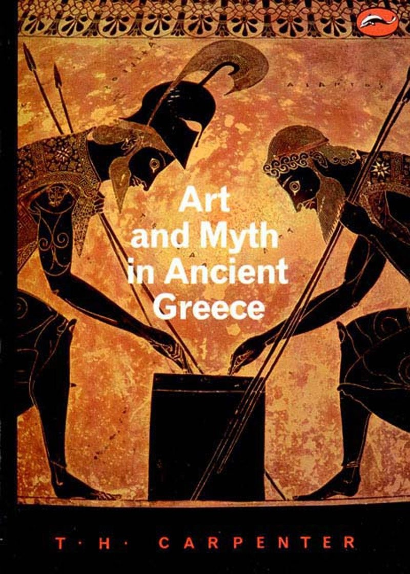 Art and Myth in Ancient Greece: A Handbook по 524.00 руб от изд. Thames&Hudson