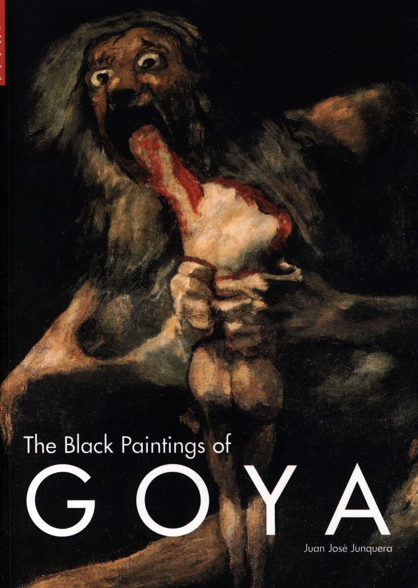 The black paintings of Goya по 940.00 руб от изд. Yale