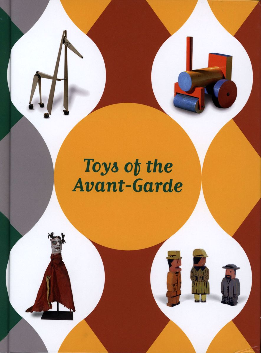 Toys to the Avant-Garde по 2 523.00 руб от изд. Yale