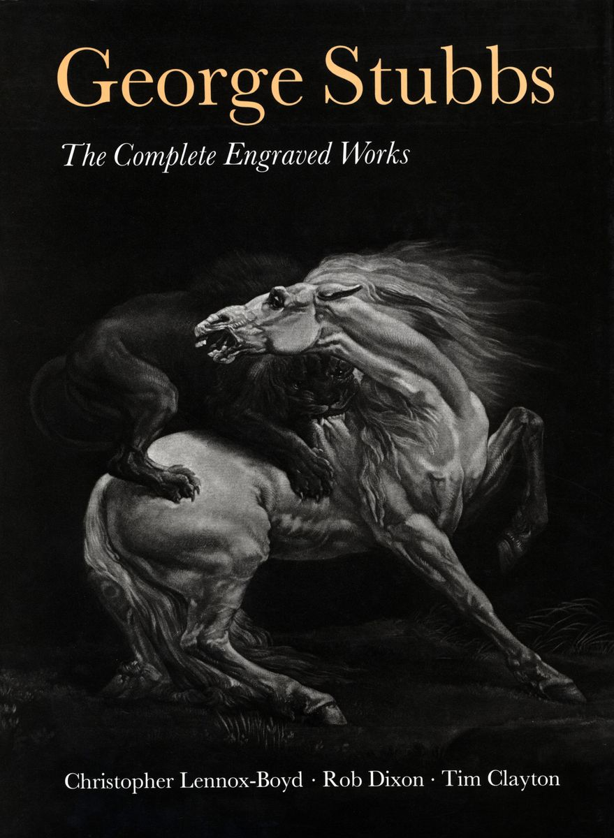 George Stubbs: The Complete Engraved Works по 1 500.00 руб от изд. Sotheby s