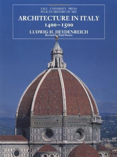 Architecture in Italy 1400-1500/ Revised Edition по 1 642.00 руб от изд. Yale