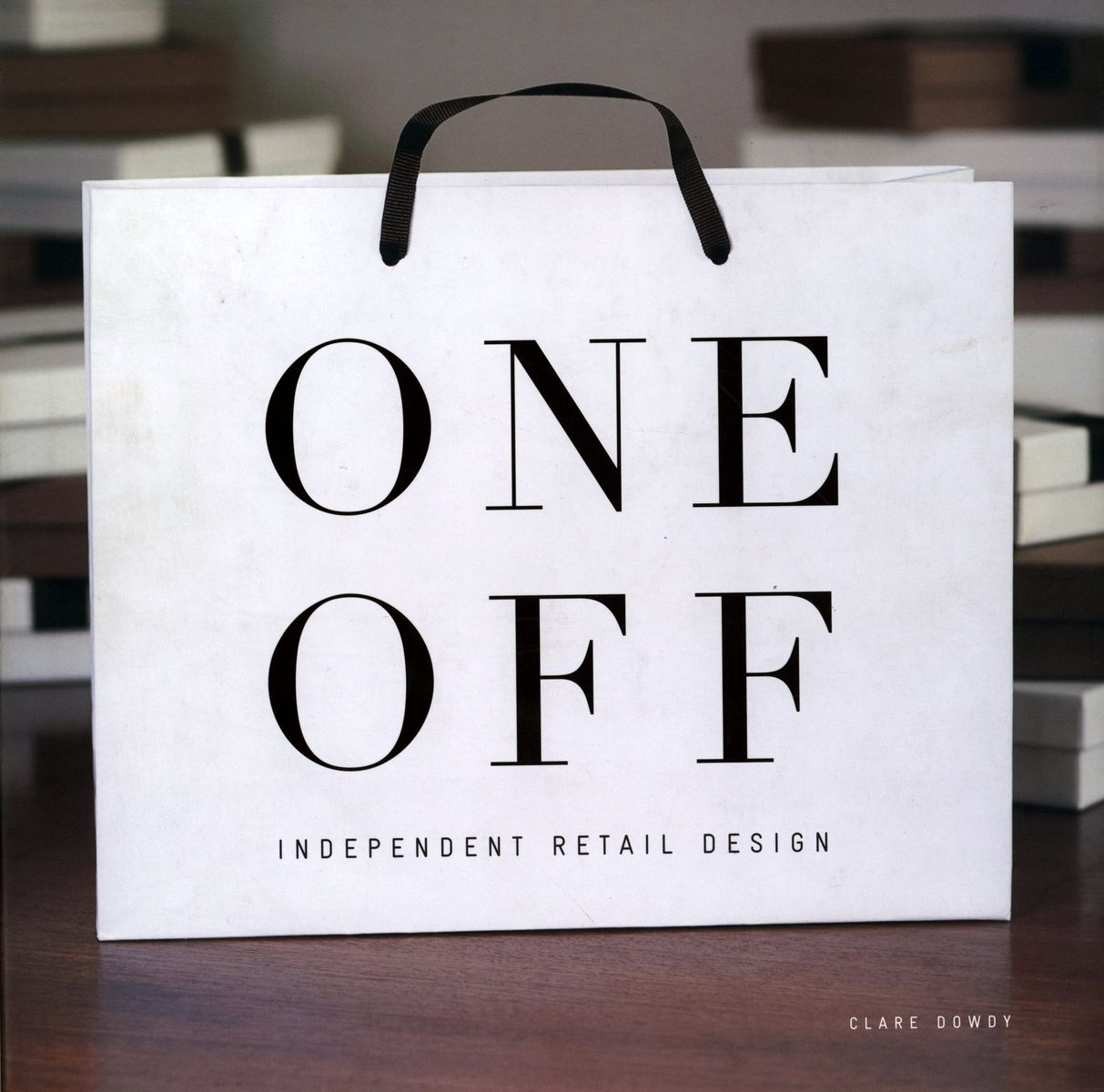 One-Off. Independent Retail Design по 500.00 руб от изд. Laurence King