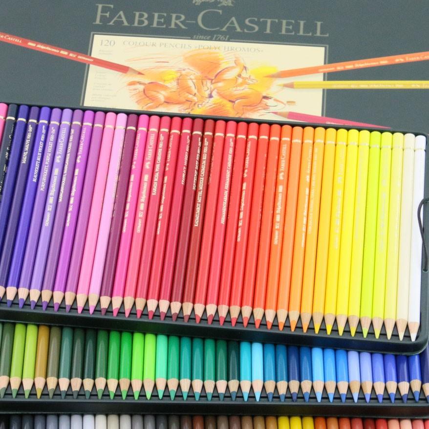 Faber castell карандаши цена 120 цветов цена