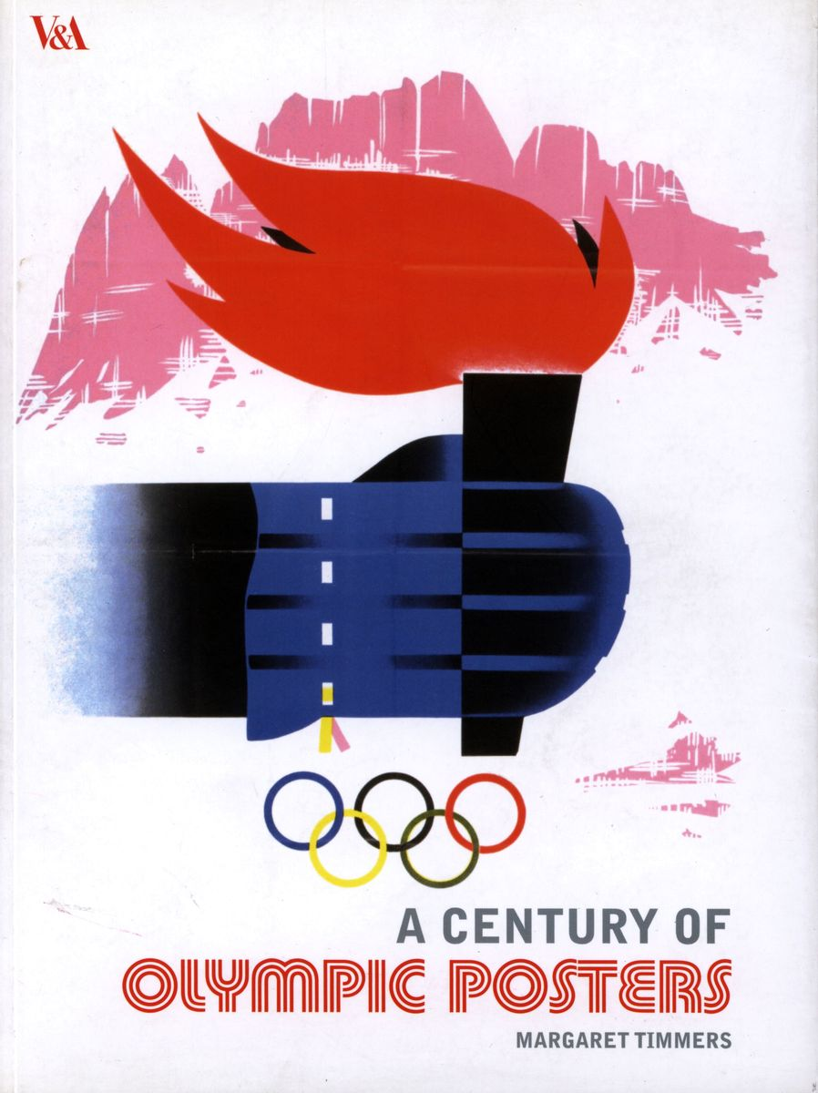 A century of olympic posters по 1 309.00 руб от изд. V&A
