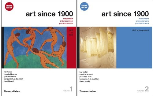 сер./Art Since 1900: Modernism, Antimodernism and Postmodernism авт. англ. по 2 785.00 руб от изд. Thames&Hudson