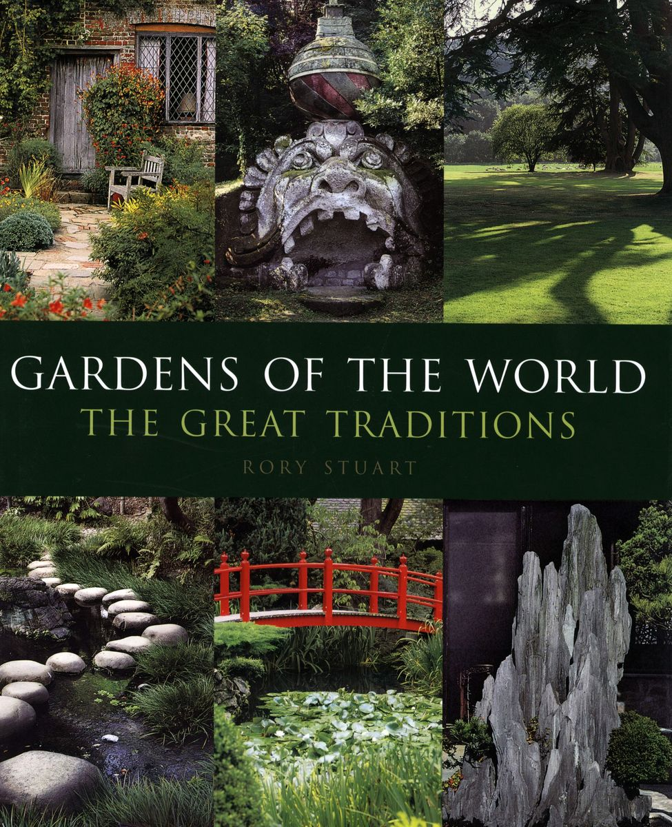 Gardens of the World The Great Traditions по 1 190.00 руб от изд. Flammarion