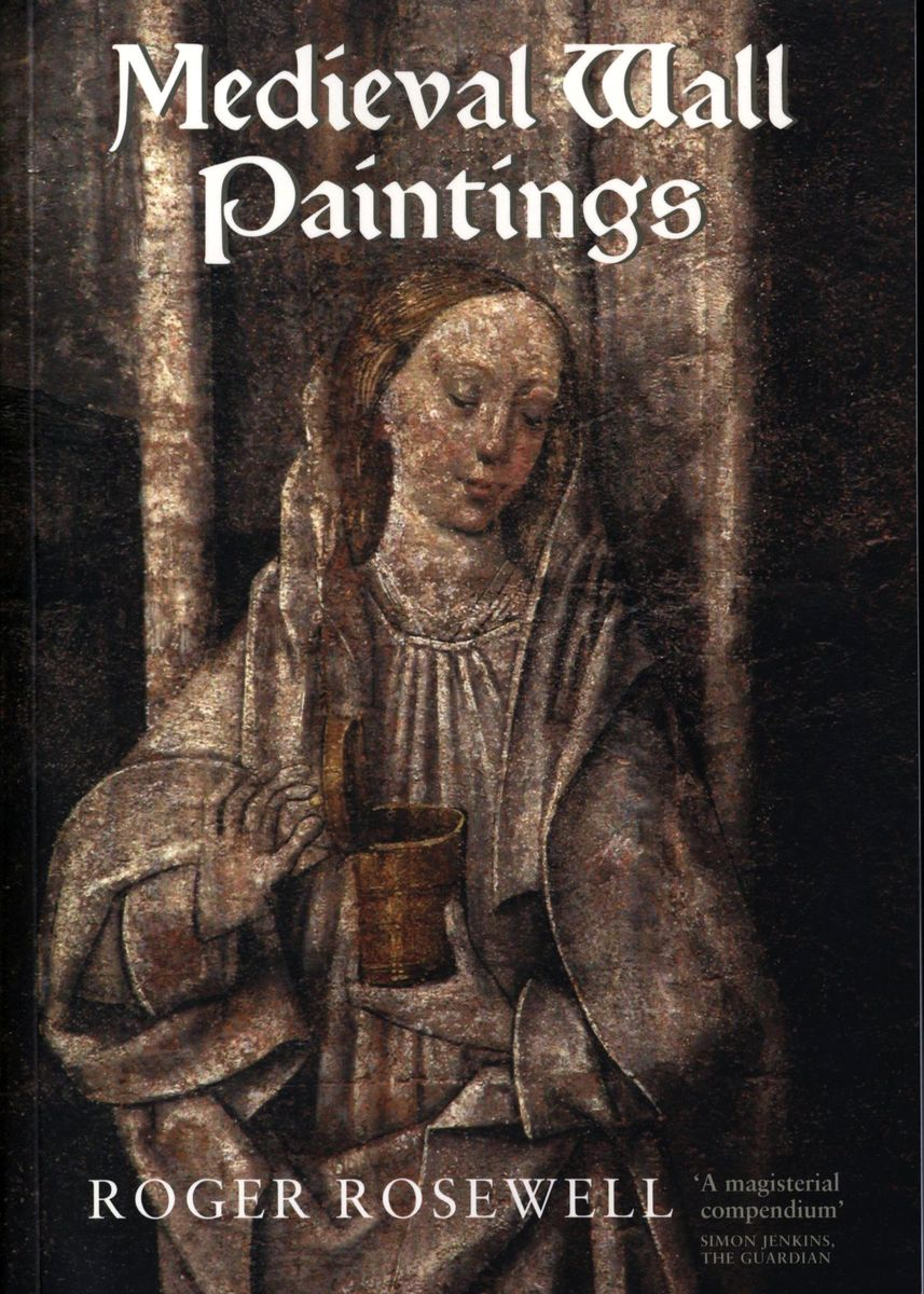 Medieval Wall Paintings in English & Welsh Churches по 1 500.00 руб от изд. Boydell&Brewer