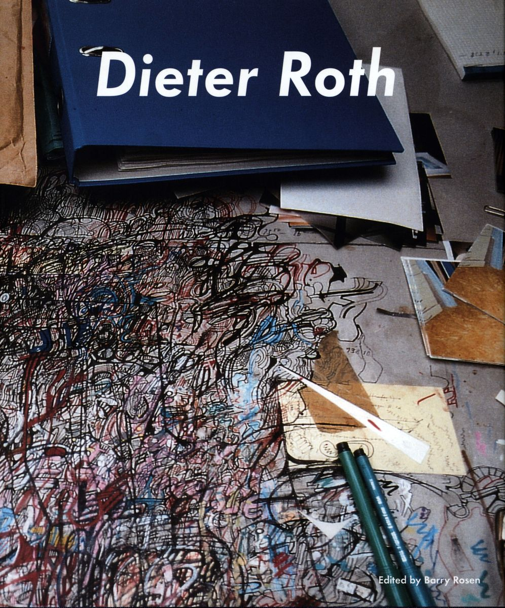 Dieter Roth Work Tables & Tischmatten по 999.00 руб от изд. Yale