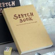 Скетчбук POTENTATE SKETCH BOOK 100г/кв.м (А5) 148х210мм 120л. крафт
