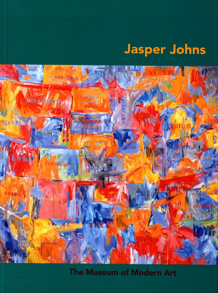 Jasper Johns по 400.00 руб от изд. The Museum of Modern Art, New York