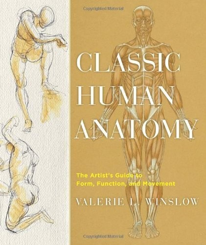 Classic Human Anatomy. The Artist's Guide to Form, Function, and Movement по 1 476.00 руб от изд. WatsonGup