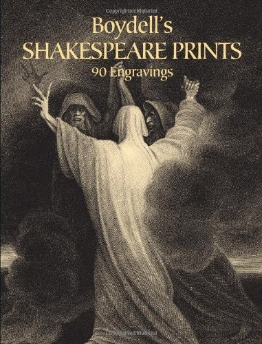 Boydell's Shakespeare Prints: 90 Engravings по 417.00 руб от изд. Dover