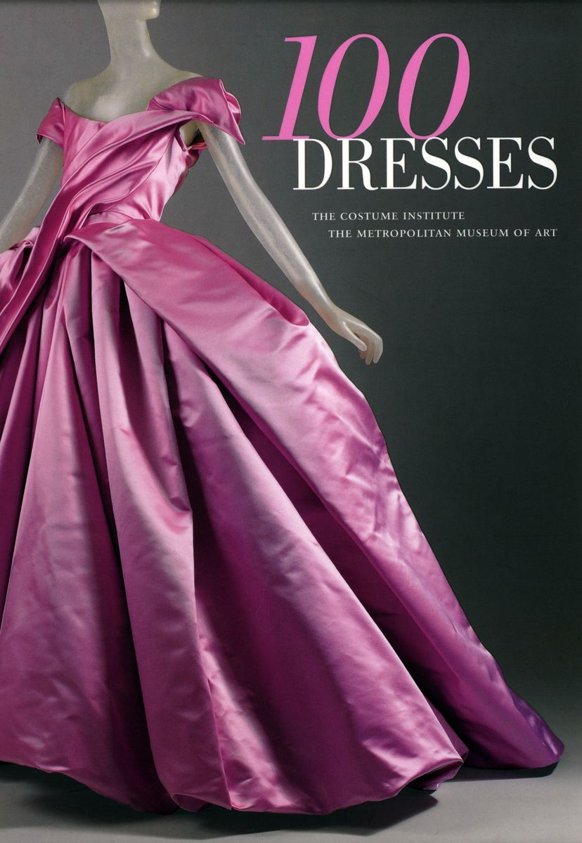 100 dresses The costume institute по 1 440.00 руб от изд. Yale