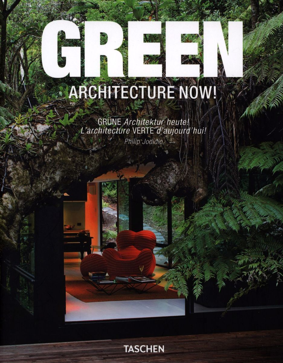 Green Architecture Now! Vol. 1 по 2 244.00 руб от изд. Taschen