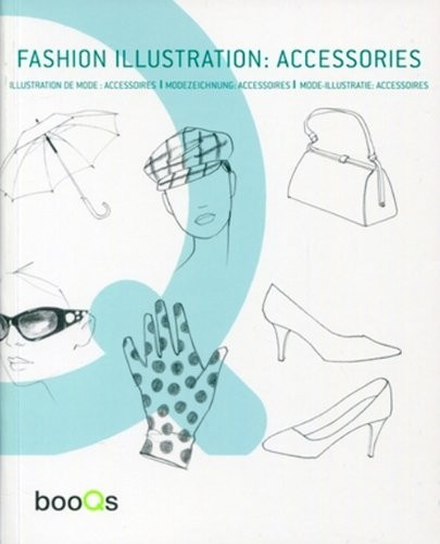 Fashion Illustration. Accessories по 702.00 руб от изд. Tectum