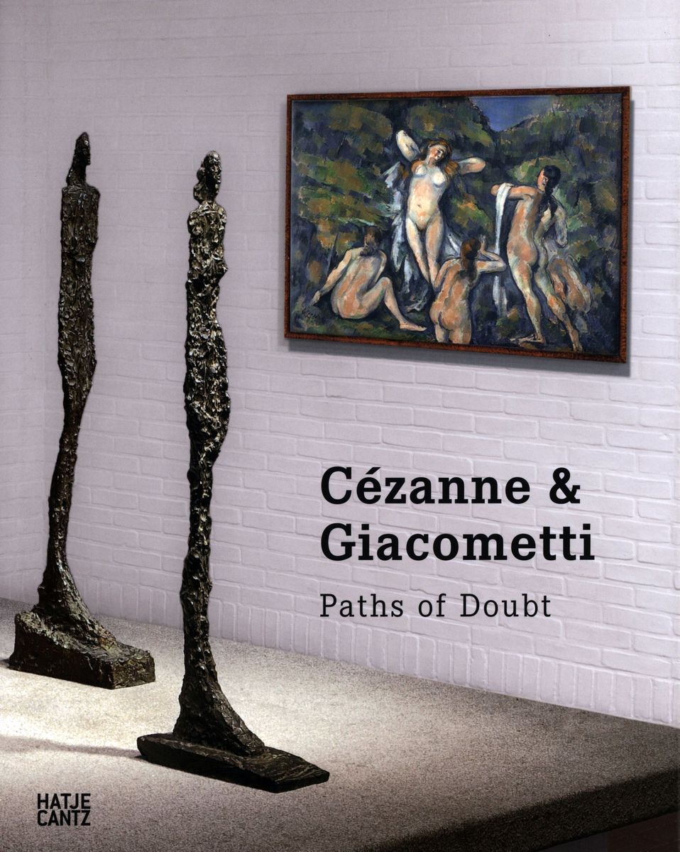 Cezanne & Giacometti. Paths of Doubt по 1 333.00 руб от изд. Hatje Cantz