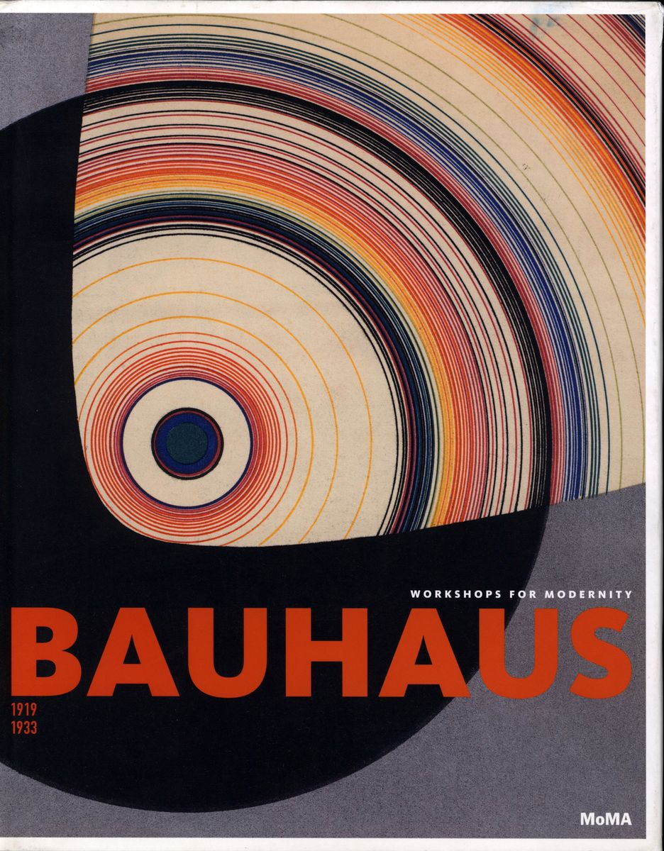Bauhaus 1919-1933. Workshops for Modernity по 2 896.00 руб от изд. The Museum of Modern Art, New York