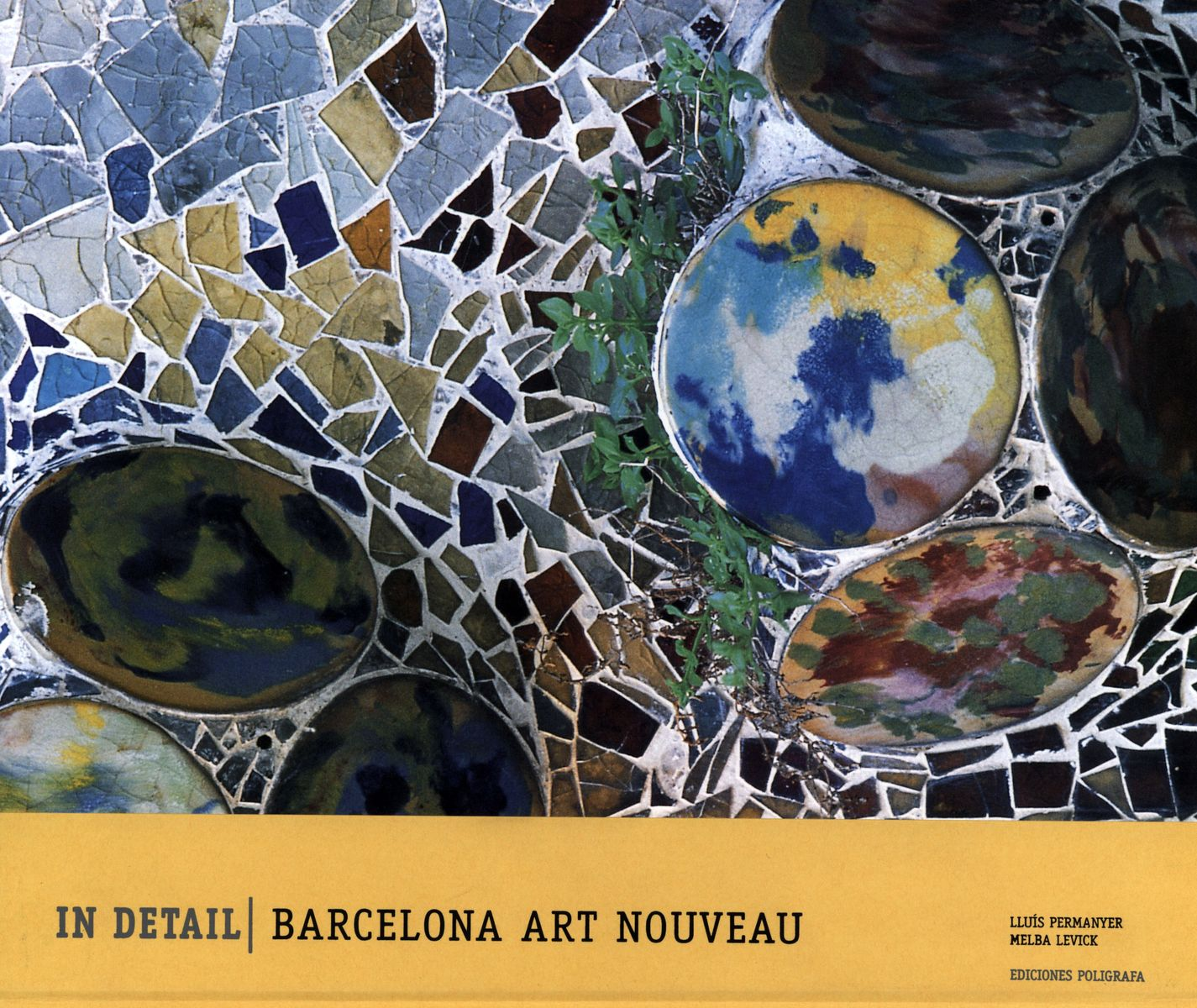 In Detail: Barcelona Art Nouveau по 1 500.00 руб от изд. Poligrafa