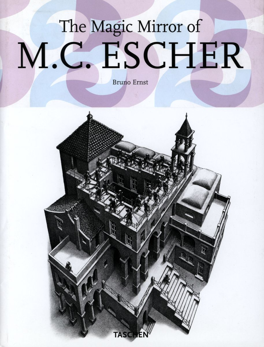 The Magic Mirror of M.C. Escher по 750.00 руб от изд. Taschen