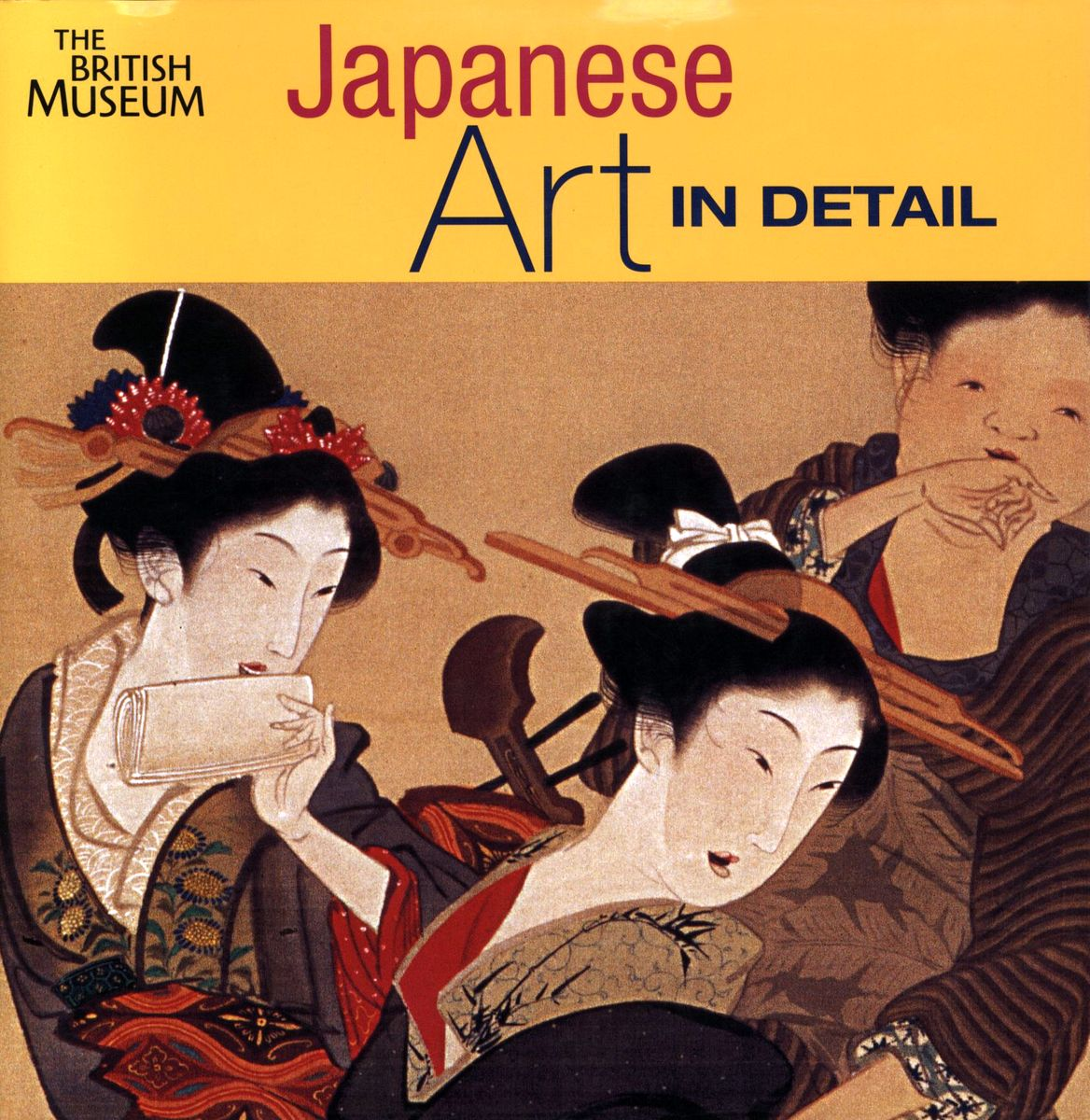 Japanese Art in Detail по 893.00 руб от изд. British Museum Press
