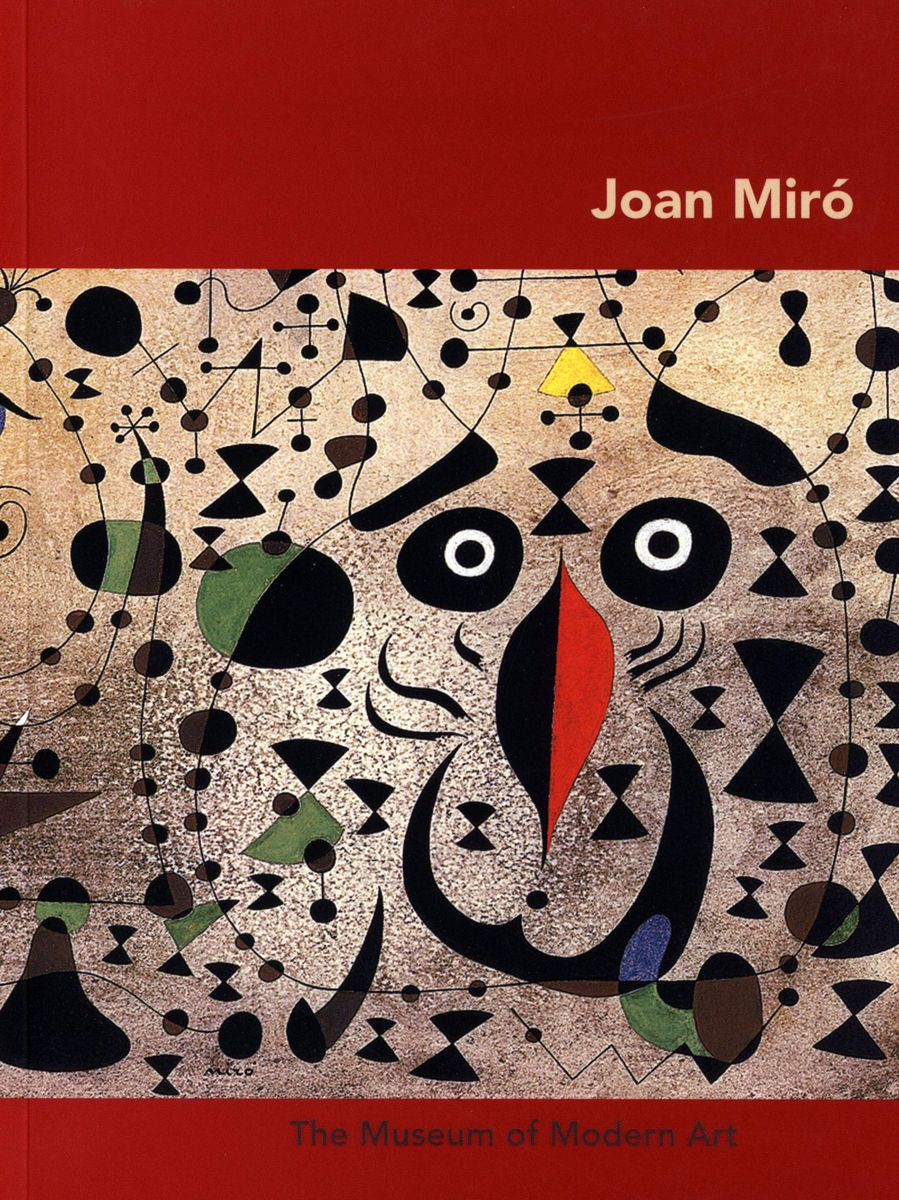 Joan Miro по 452.00 руб от изд. The Museum of Modern Art, New York