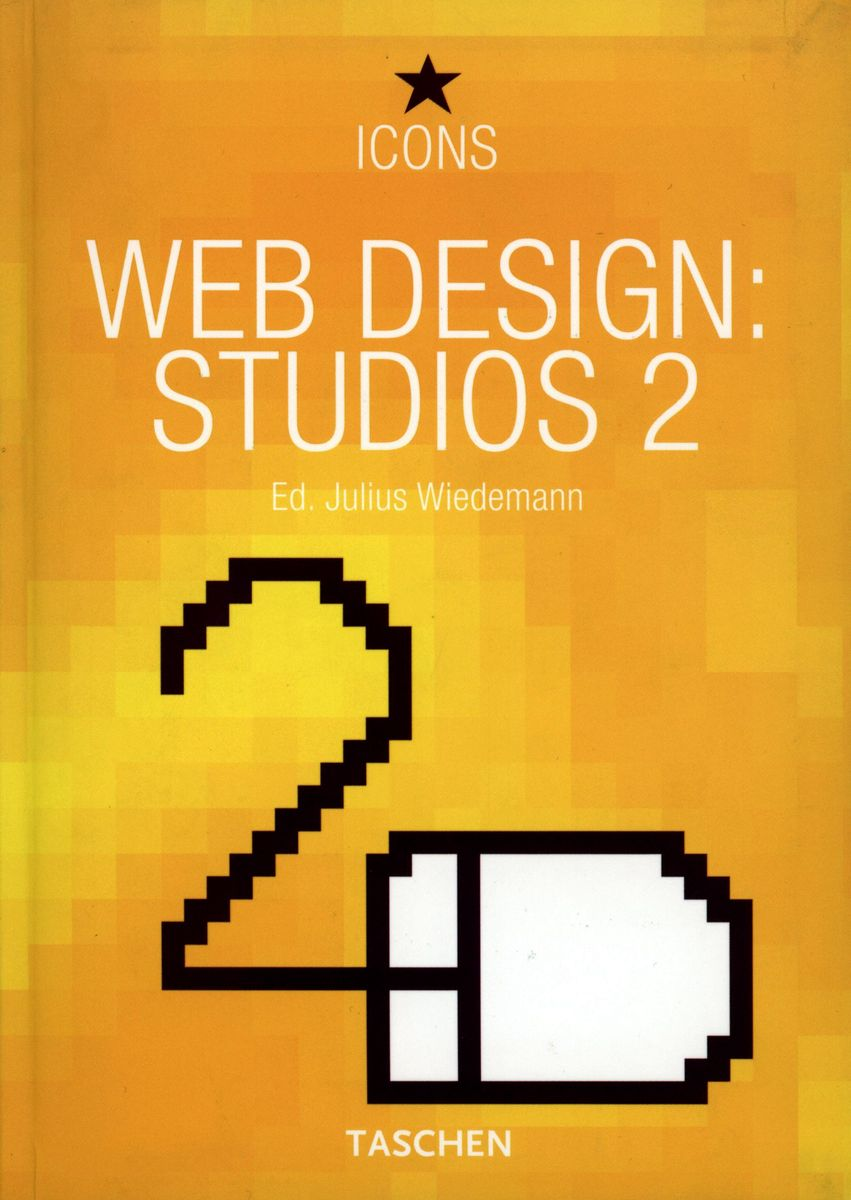 Web Design: Best Studios 2 по 531.00 руб от изд. Taschen