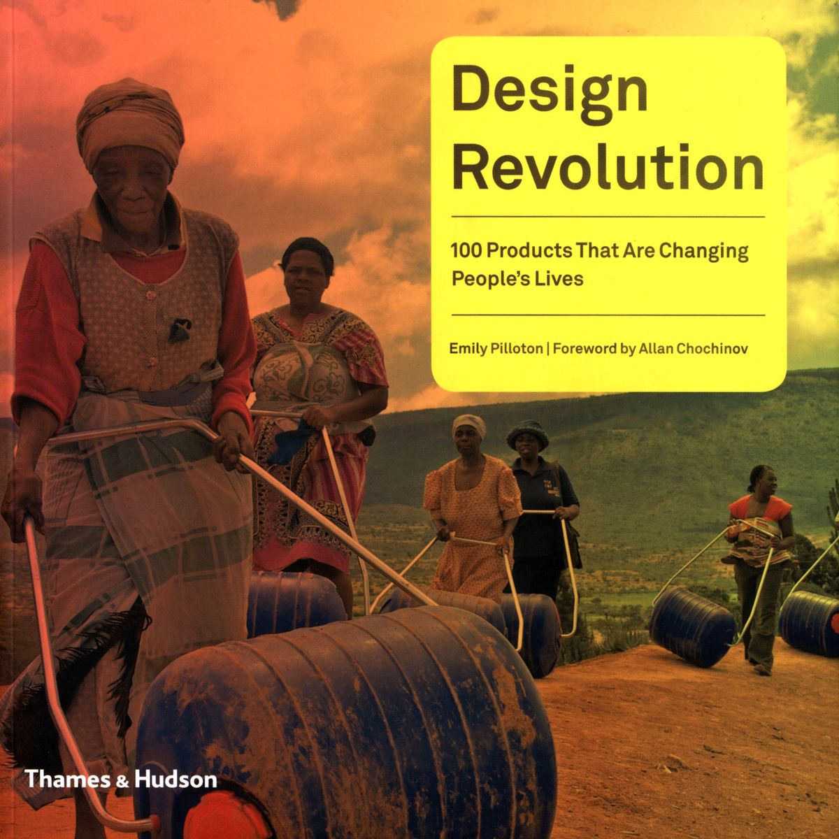 Design Revolution. 100 Products That Are Changing People's Lives по 500.00 руб от изд. Thames&Hudson