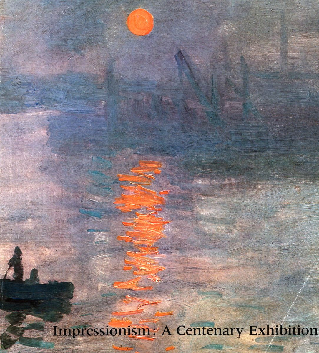 Impressionism_RT_: A centenary exhibition, the Metropolitan Museum of Art, December 12, 1974-February 10, 1975 по 419.00 руб от изд. The Museum of Modern Art, New York