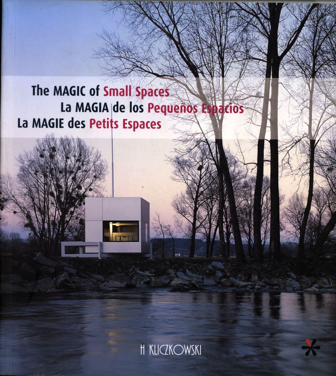 The Magic of Small Spaces по 536.00 руб от изд. Yale
