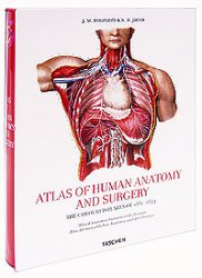 Atlas of Human Anatomy and Surgery: The Complete Coloured Plates of 1831-1854 по 3 740.00 руб от изд. Taschen