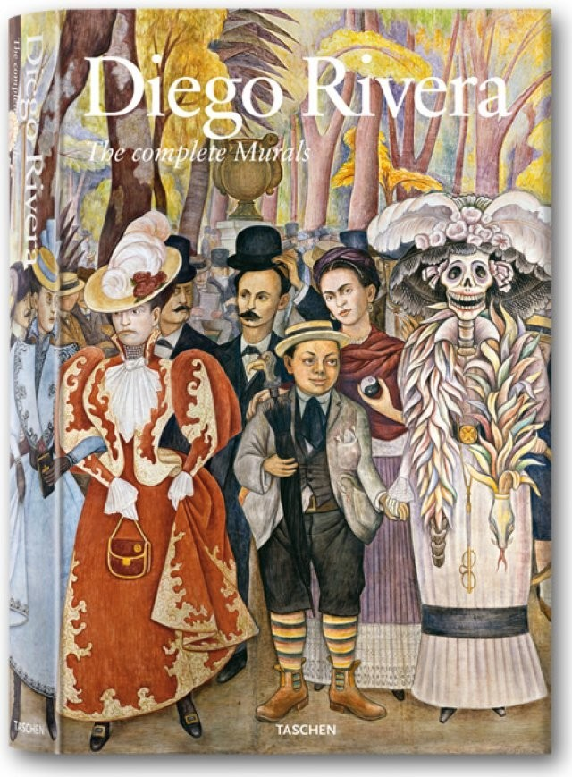 Diego Rivera. The Complete Murals по 11 923.00 руб от изд. Taschen