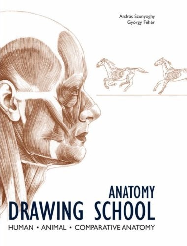 Anatomy Drawing School: Human, Animal, Comparative Anatomy по 2 070.00 руб от изд. Ullmann