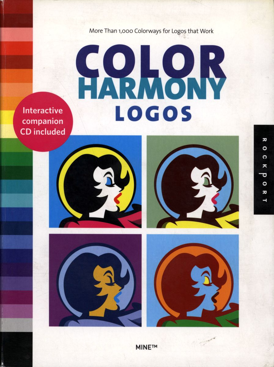 Color Harmony: Logos: More Than 1,000 Colorways for Logos That Work по 1 071.00 руб от изд. PAGE ONE
