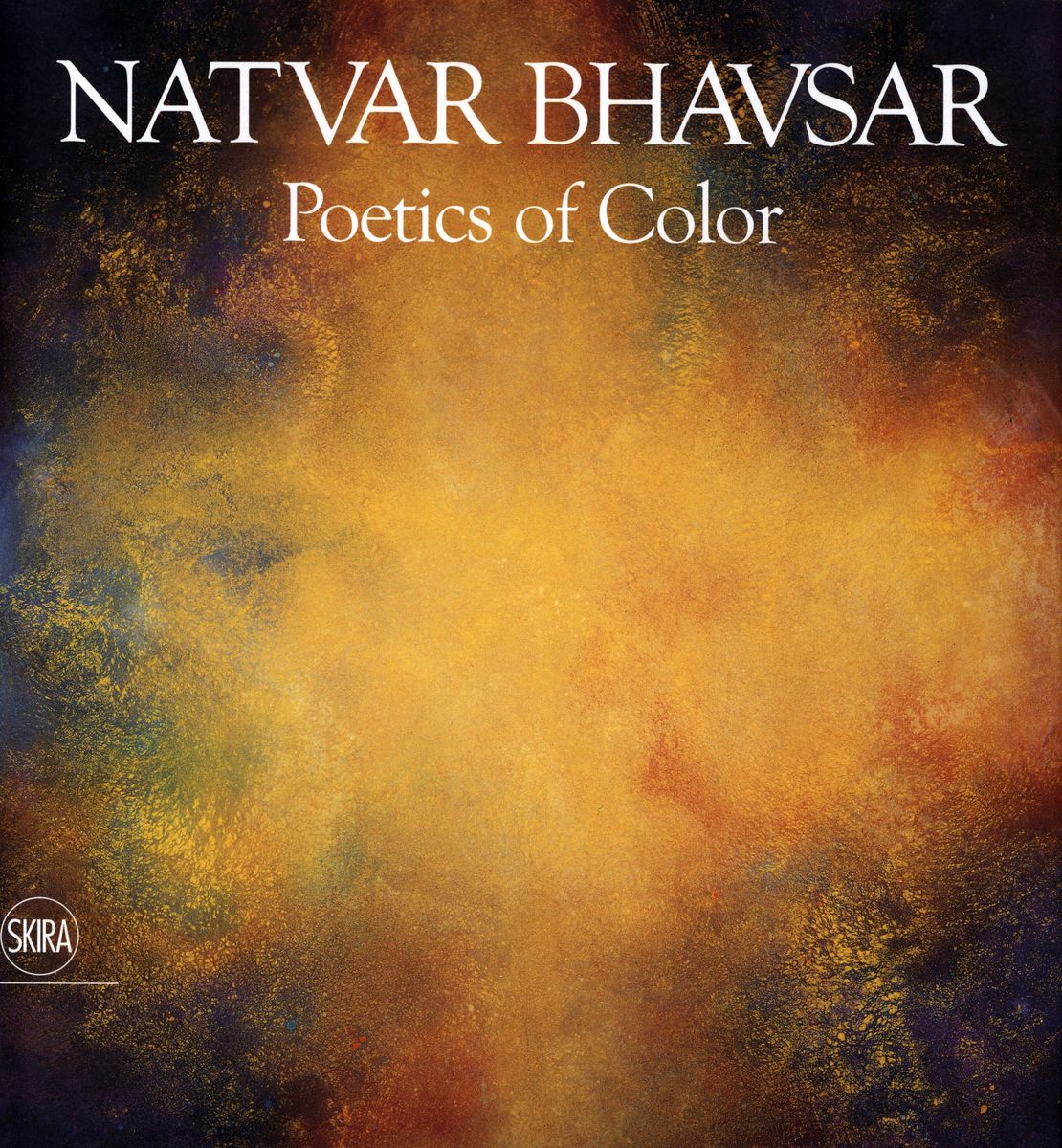 Natvar Bhavsar. Poetics of Color по 2 785.00 руб от изд. Skira Editore