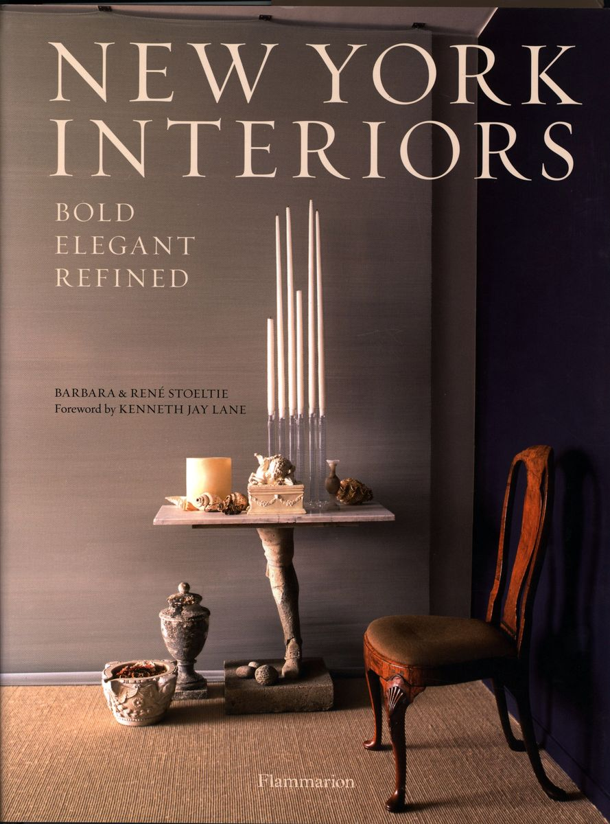 New York Interiors Bold, Elegant, Refined по 2 106.00 руб от изд. Flammarion