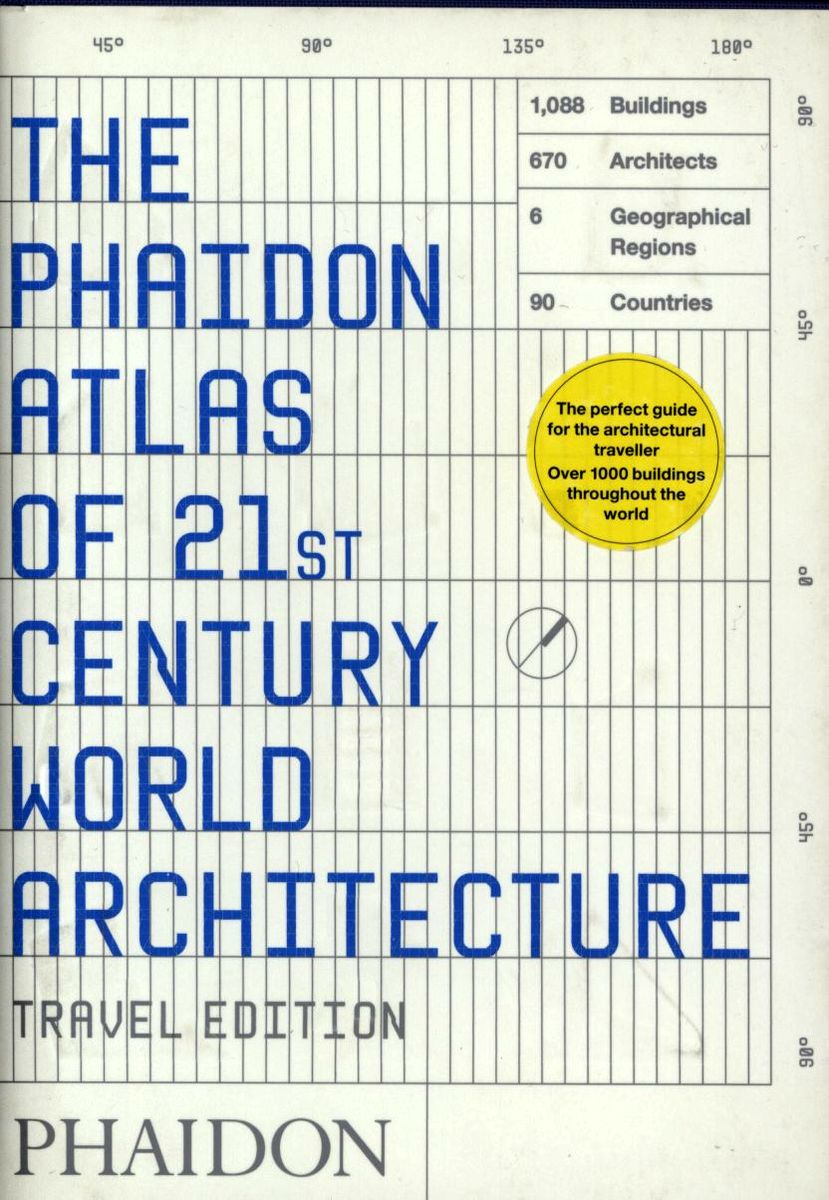 сер./Phaidon Atlas of 21st Century World Architecture Travel edit авт. по 1 131.00 руб от изд. Phaidon