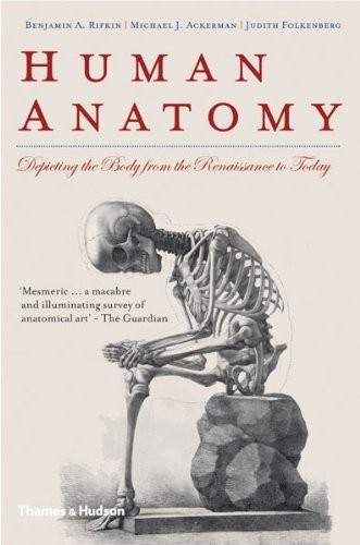Human anatomy: depicting the body from the Renaissance to today по 1 158.00 руб от изд. Thames&Hudson