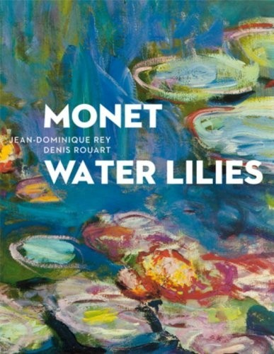 Monet: Water Lilies. The Complete Series по 1 451.00 руб от изд. Flammarion